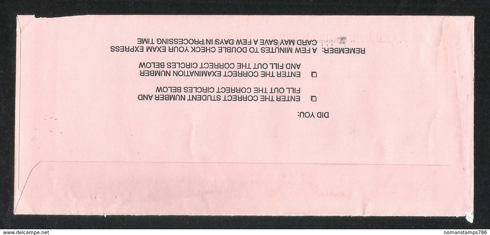 Jamaica Air Mail Postal Used Cover Jamaica To USA Transport Ferrari Car - Jamaica (1962-...)