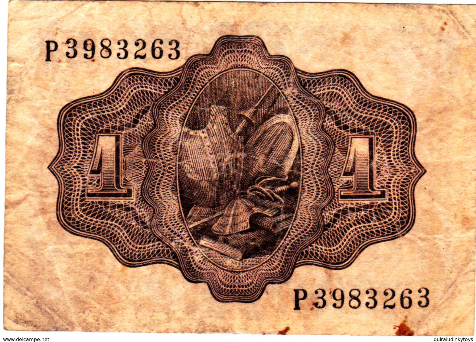 Lot De 3 Billets : 50, 25 Et Una Peseta En état Voir Scans - [ 1] …-1931 : Eerste Biljeten (Banco De España)