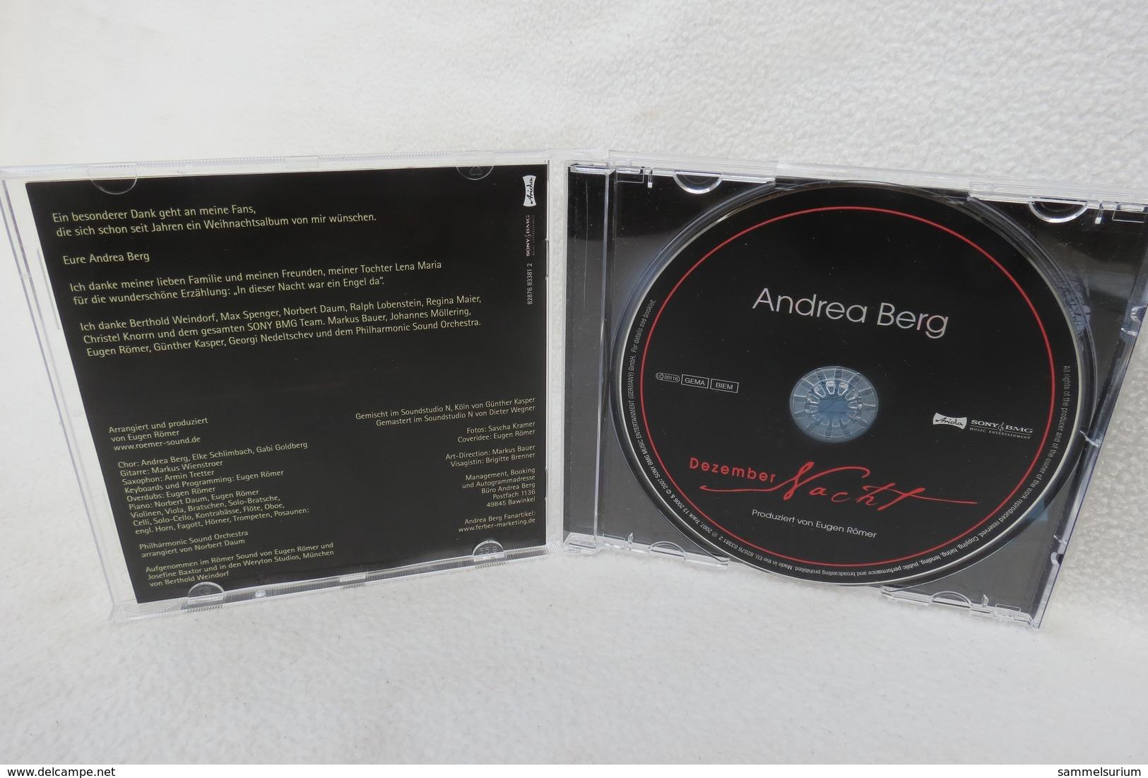 """CD """"Andrea Berg"""" Dezember Nacht - Musik & Instrumente"""