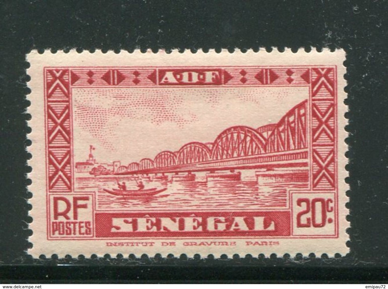 SENEGAL- Y&T N°120- Neuf Sans Charnière ** - Ungebraucht