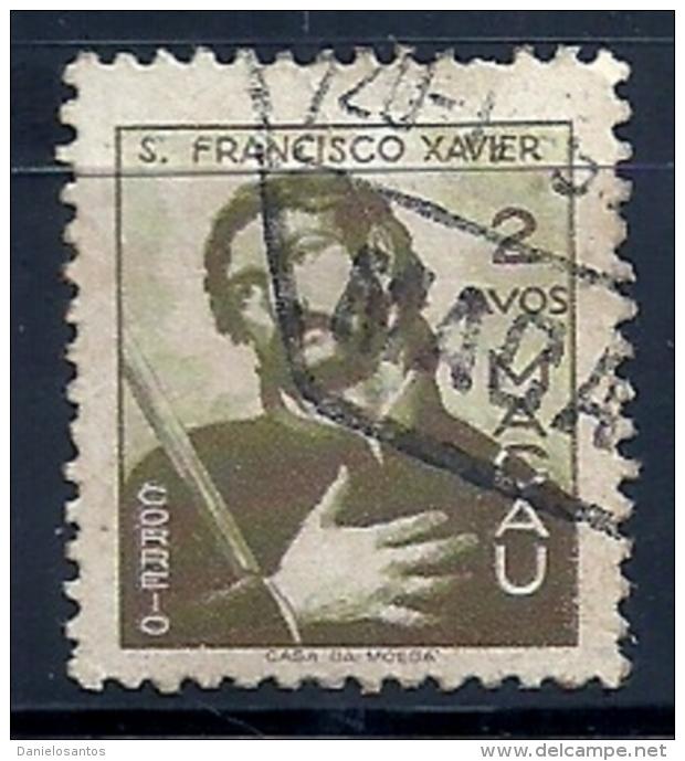 Macau 1951 St Francis Xavier - S. Francsico  Xavier Canc - Christentum