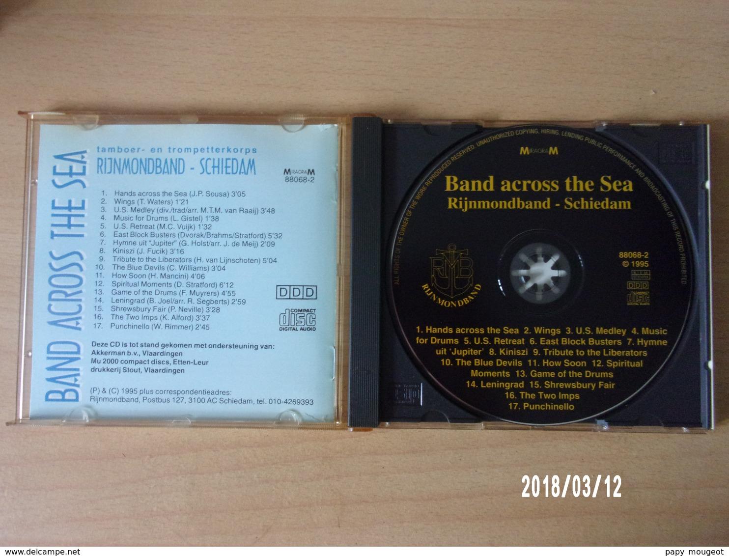 Band Across The Sea - Rijmondband Schiedam - Musik & Instrumente