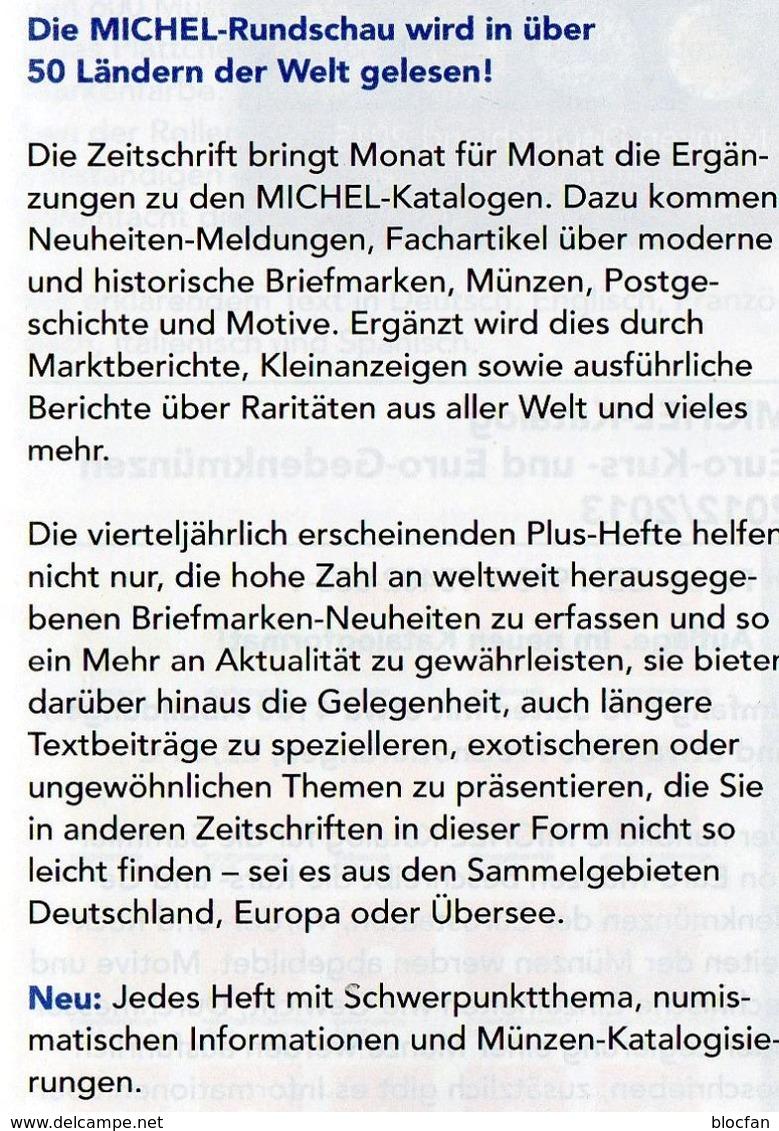 MICHEL Briefmarken Rundschau 3/2018 Neu 6€ Stamps Of The World Catalogue/magacine Of Germany ISBN 978-3-95402-600-5 - Literatur & Software