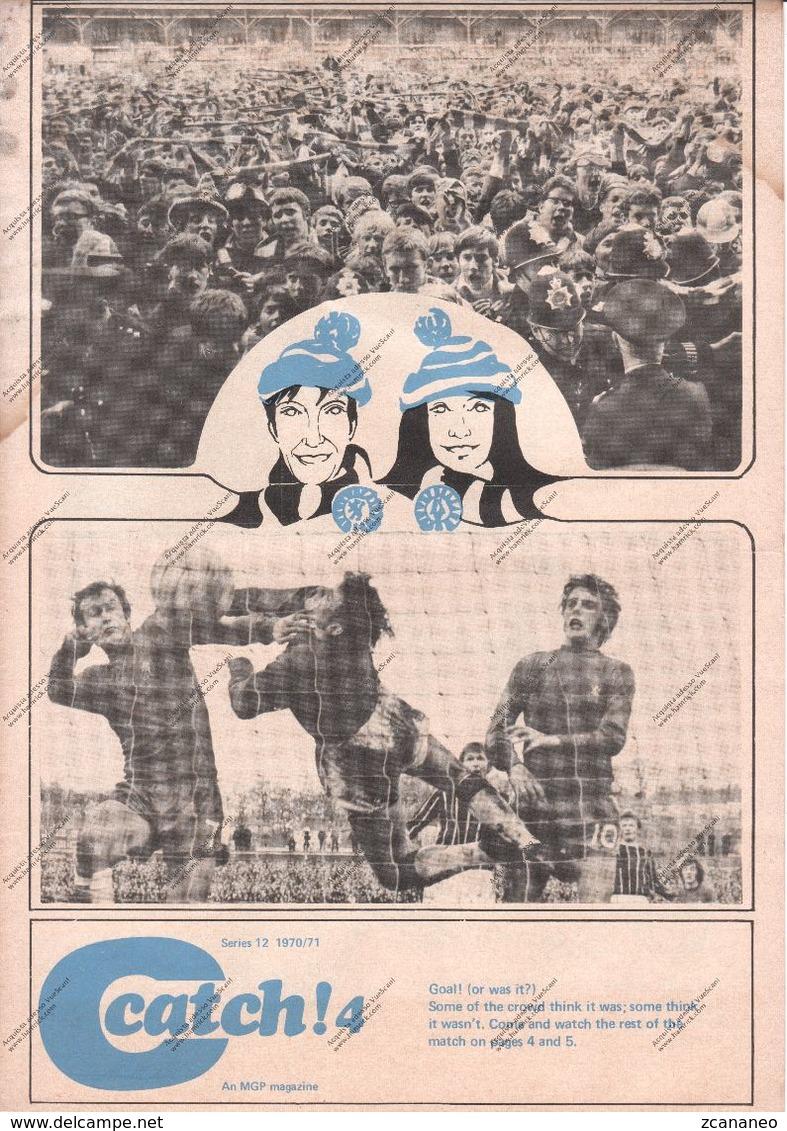 8 PAGINE DI MARY GLASGOW PUBLICATIONS LTD 1971 - SERIES 12 1970/71 - CON FOTO DEL CHELSEA - - 1950-Hoy