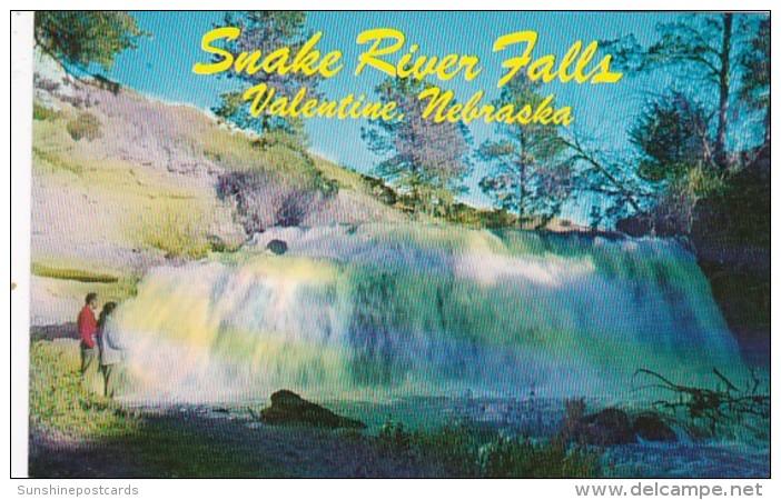 Nebraska Valentine Snake River Falls