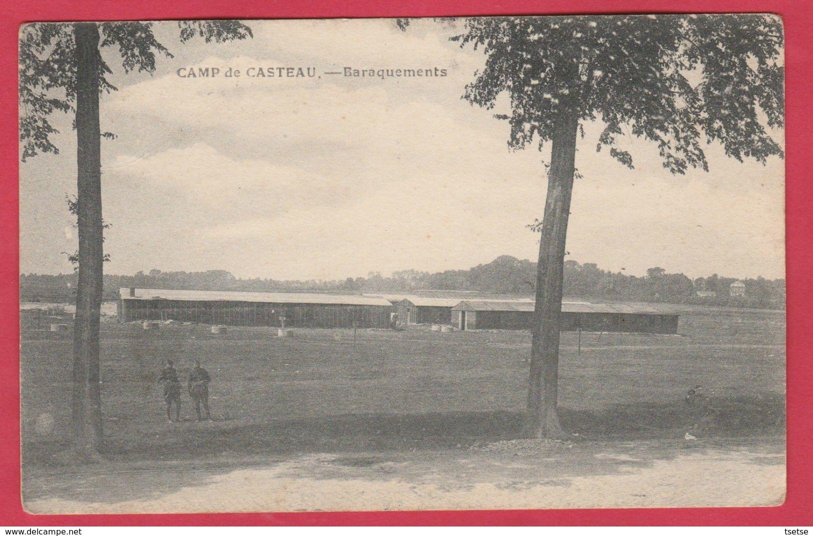 Casteau - Camp - Baraquements ( Voir Verso ) - Soignies