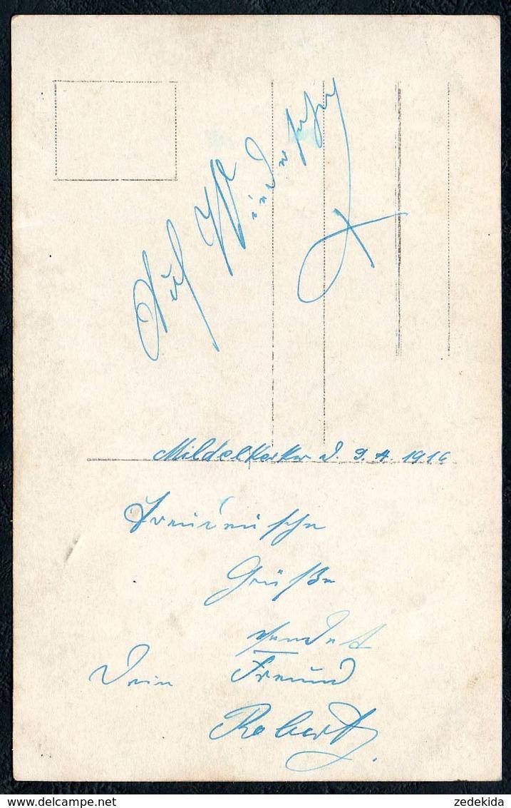 B2205 - Middelkerke 1916 Westflandern - Zerbomtes Haus - Nachlaß Carl Creve Kamminke - Lesen !! - Middelkerke