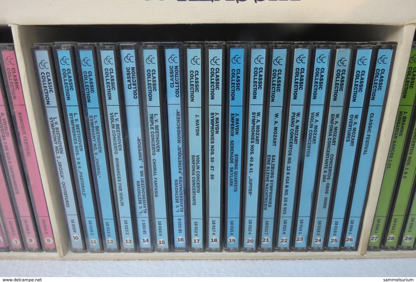 """43 CDs """"CCC Classic Collection"""" - Klassik"""
