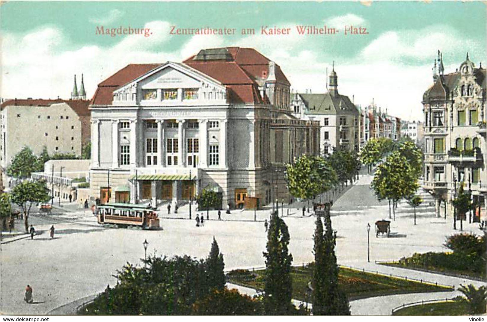P-18.ma : 1005 : MAGDEBURG - Magdeburg
