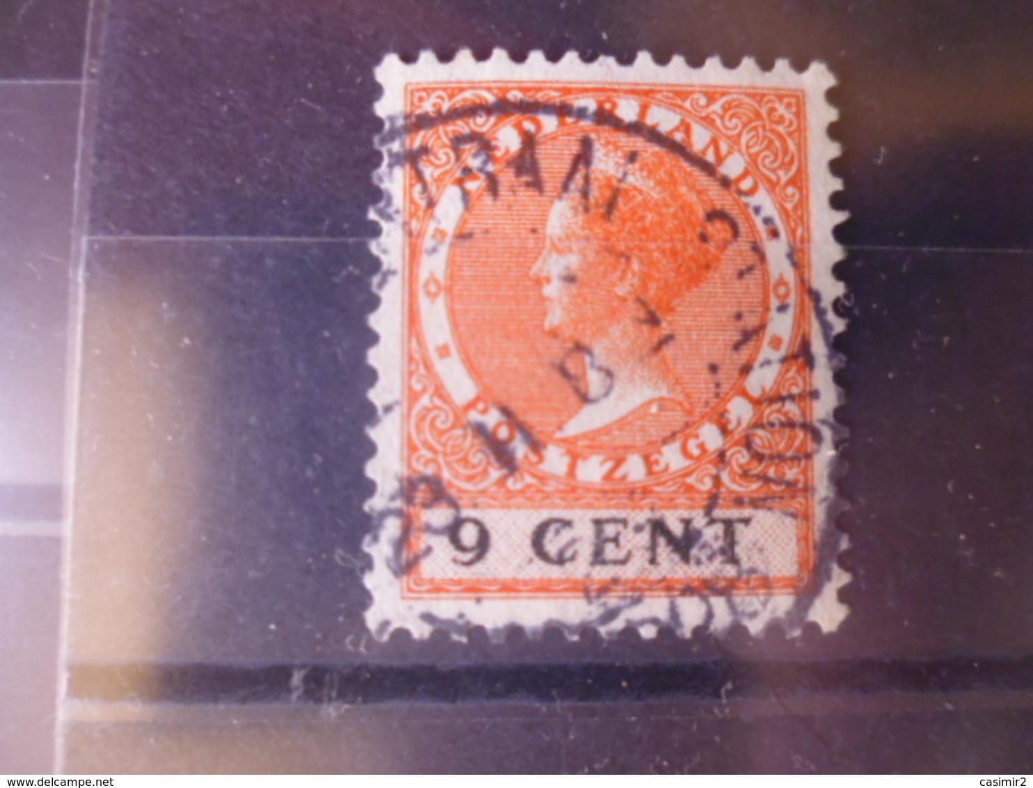 PAYS BAS TIMBRE OU SÉRIE COMPLETE YVERT N° 141 - 1891-1948 (Wilhelmine)