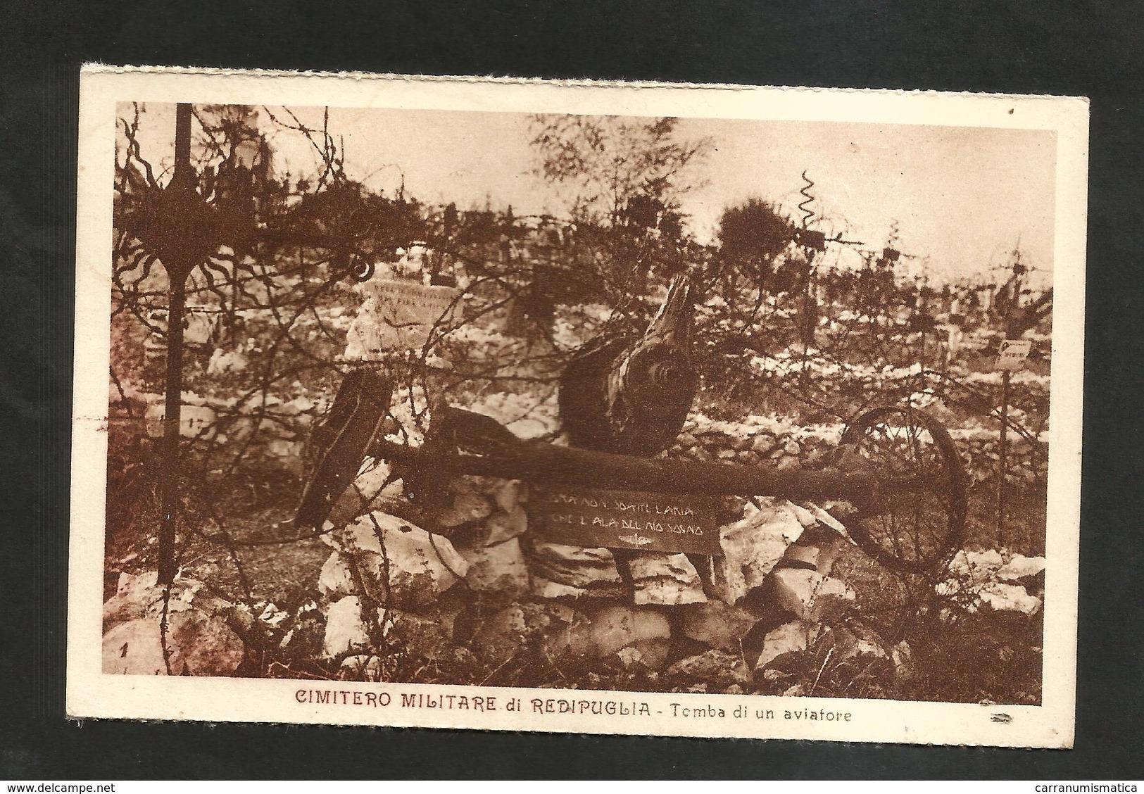 LOTTO Di 3 CARTOLINE - CIMITERO MILITARE REDIPUGLIA (Non Viaggiate) - Cimiteri Militari