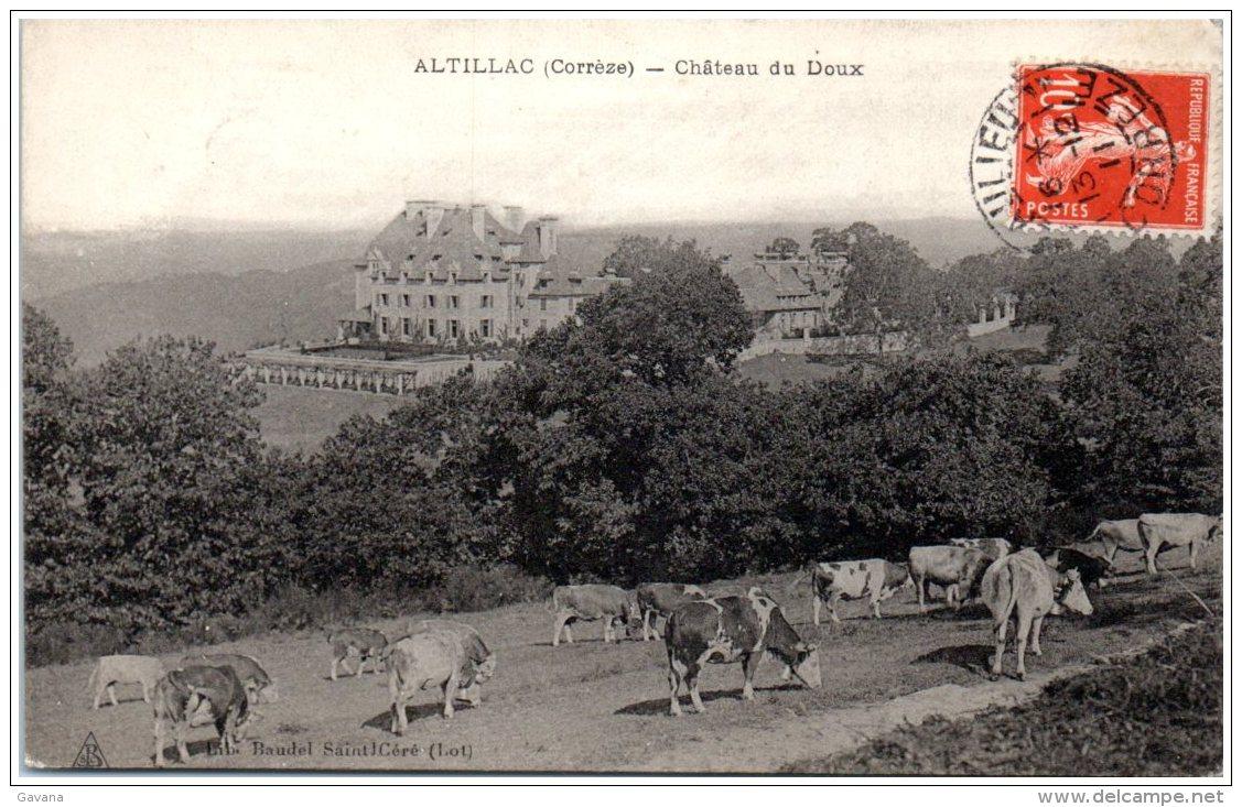 19 ALTILLAC - Chateau Du Doux - Otros Municipios