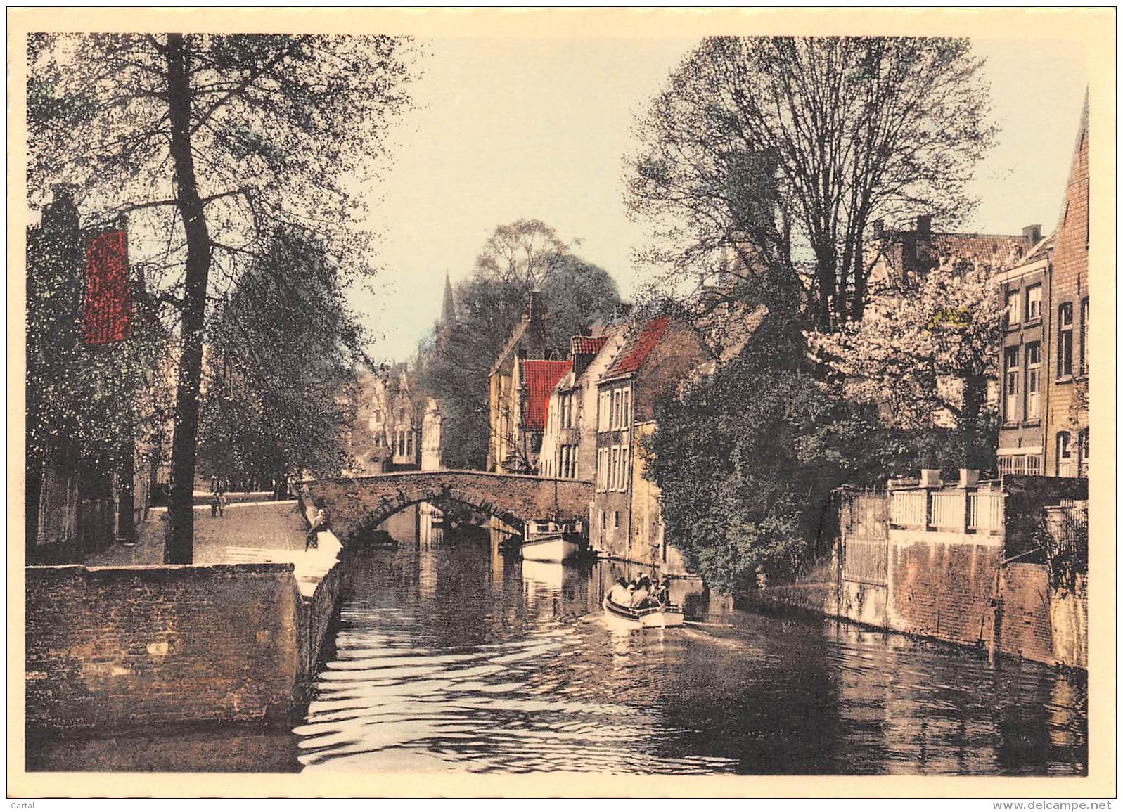 CPM - BRUGGE - Groene Rei En Peerdenbrug - Brugge