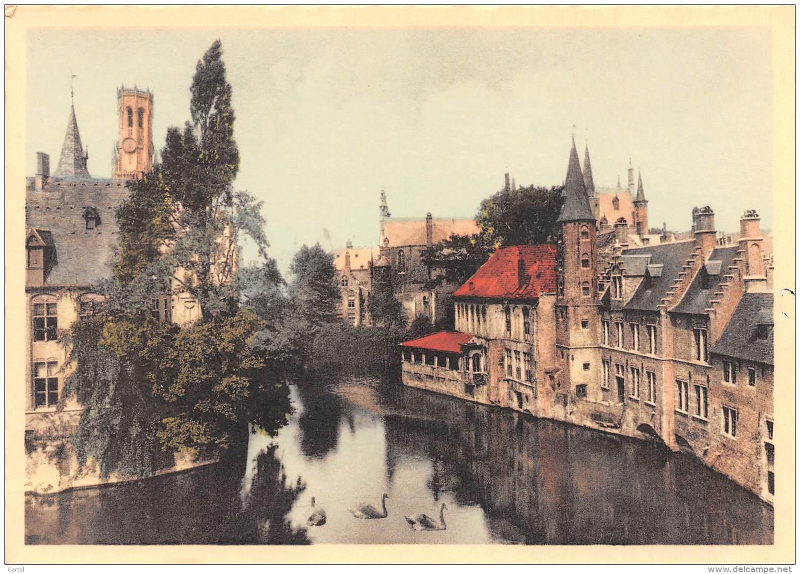 CPM - BRUGGE - Rozenhoedkaai - Brugge