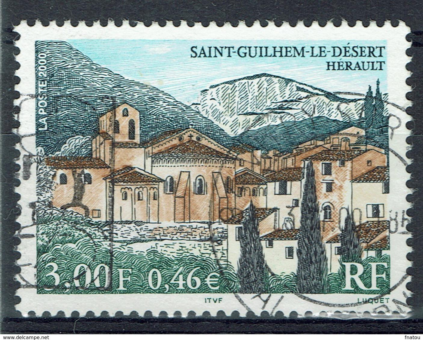 France, Saint-Guilhem-le-Désert, Occitanie Region, 2000, VFU - France