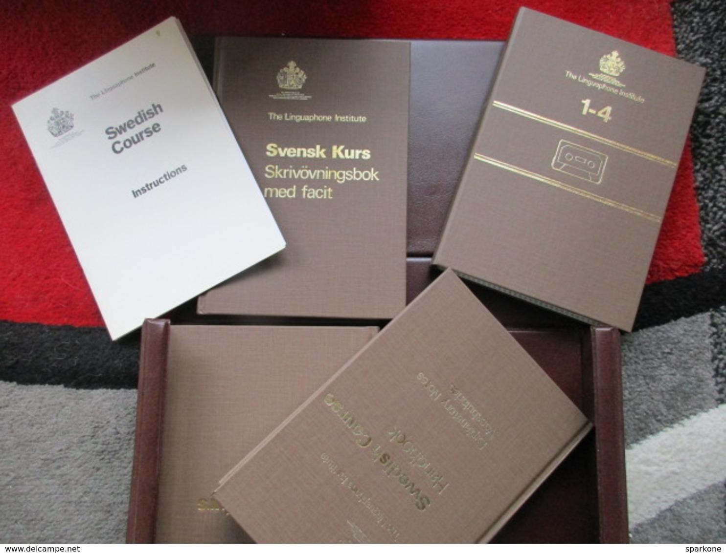 """Swedish Course / Cours Suédois  """"The Linguaphone Institute"""" - Scandinavian Languages"""