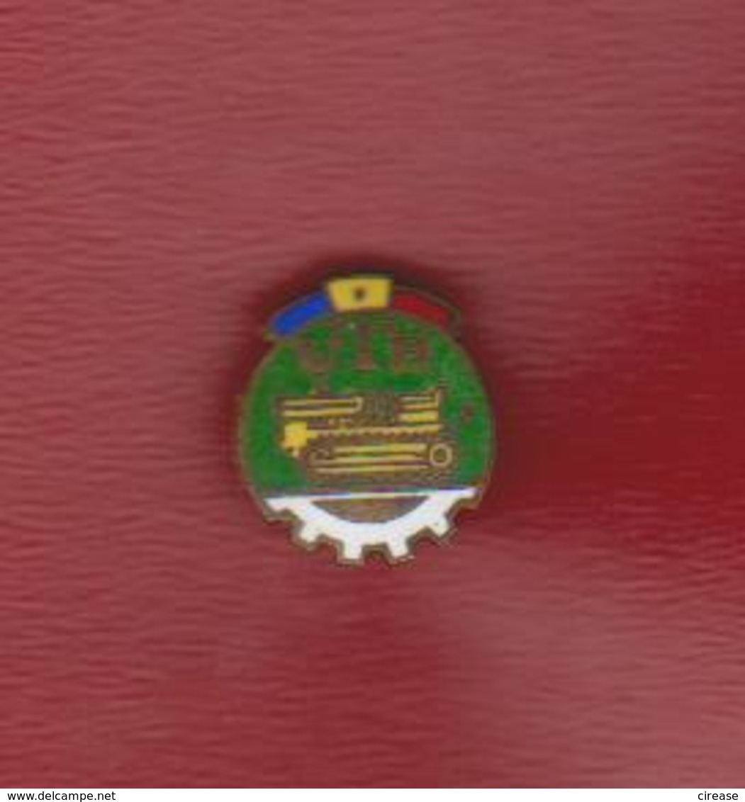 TRACTOR FACTORY BRASOV ROMANIA PIN - Pin's