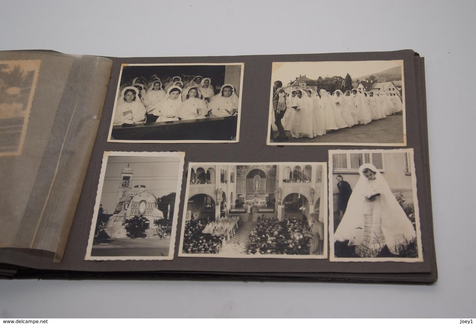 Album Photo De Famille Année 50   285 Photos - Albums & Collections