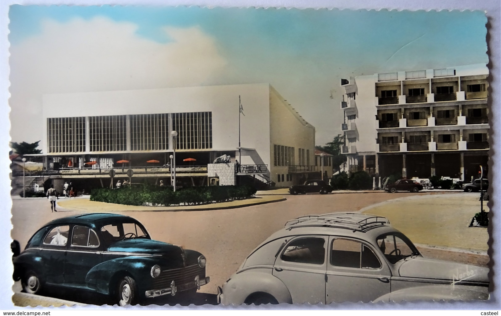 Canet Plage - Le Grand Casino - Autres Communes