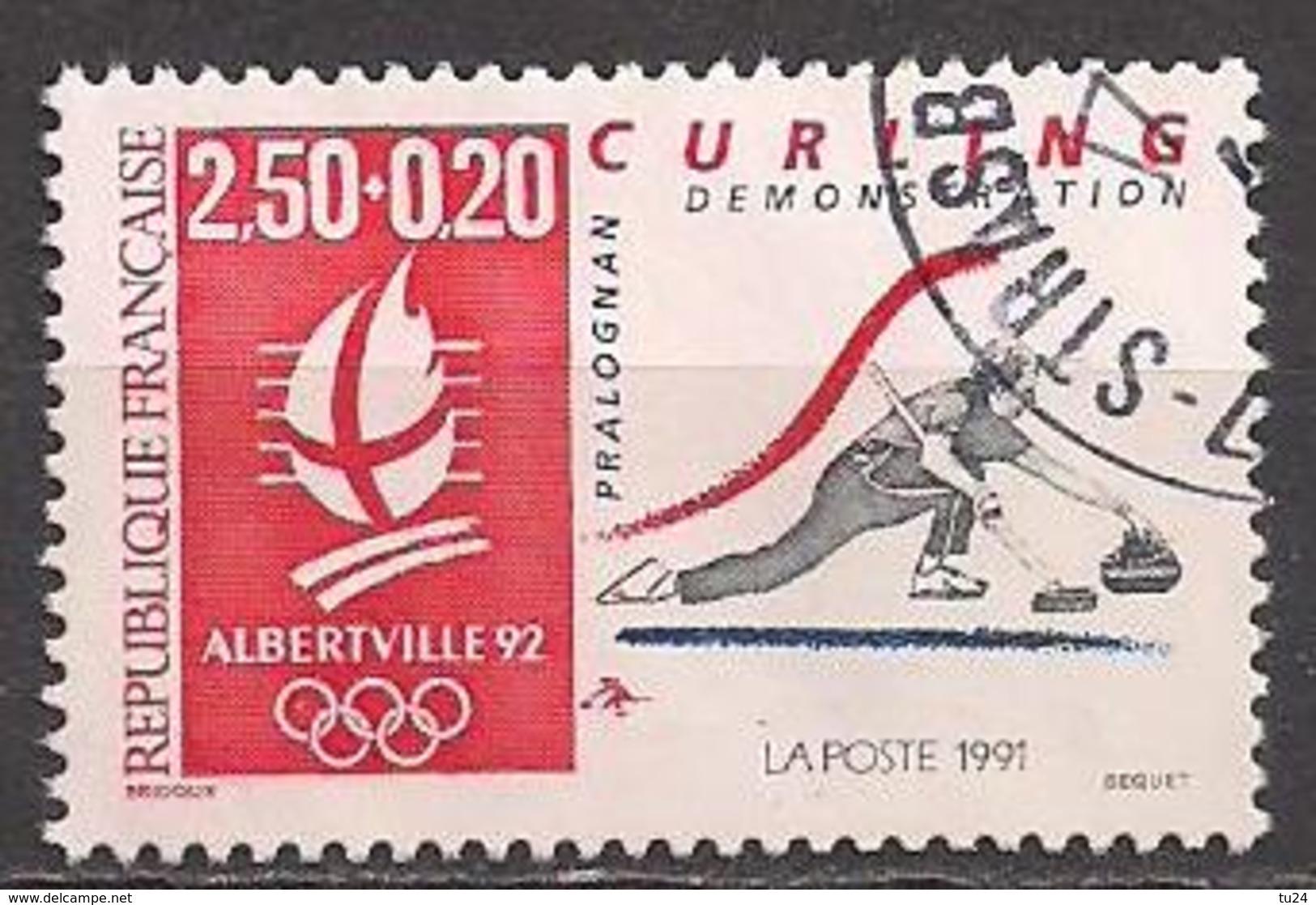 Frankreich  (1991)  Mi.Nr.  2831  Gest. / Used  (5eb02) - Frankreich