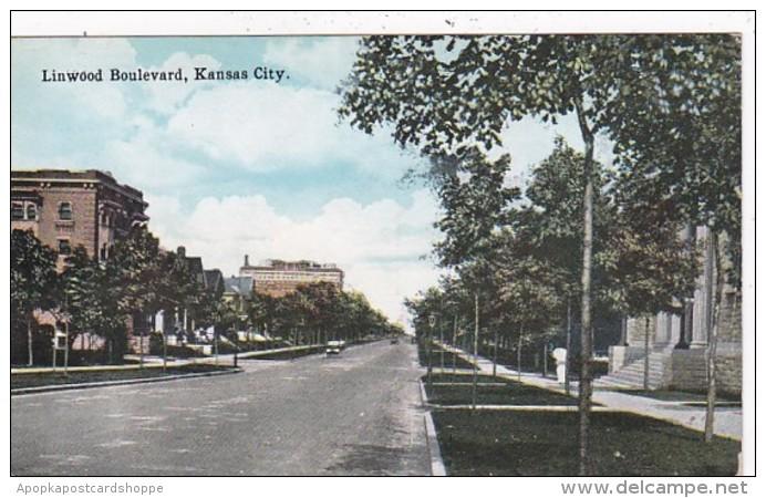 Missouri Kansas City Linwood Boulevard
