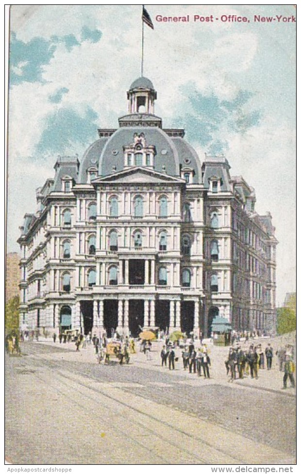 New York City General Post Office