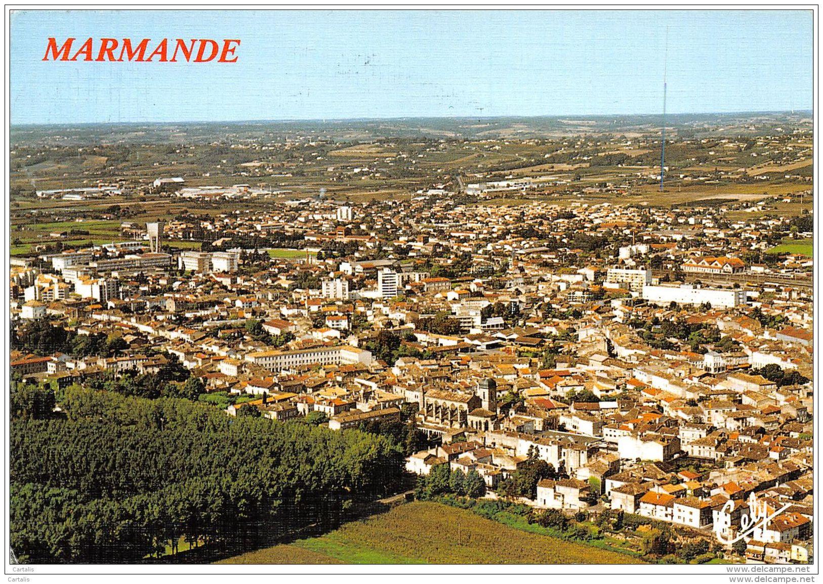 47-MARMANDE-N°C-3305-A/0019 - Marmande