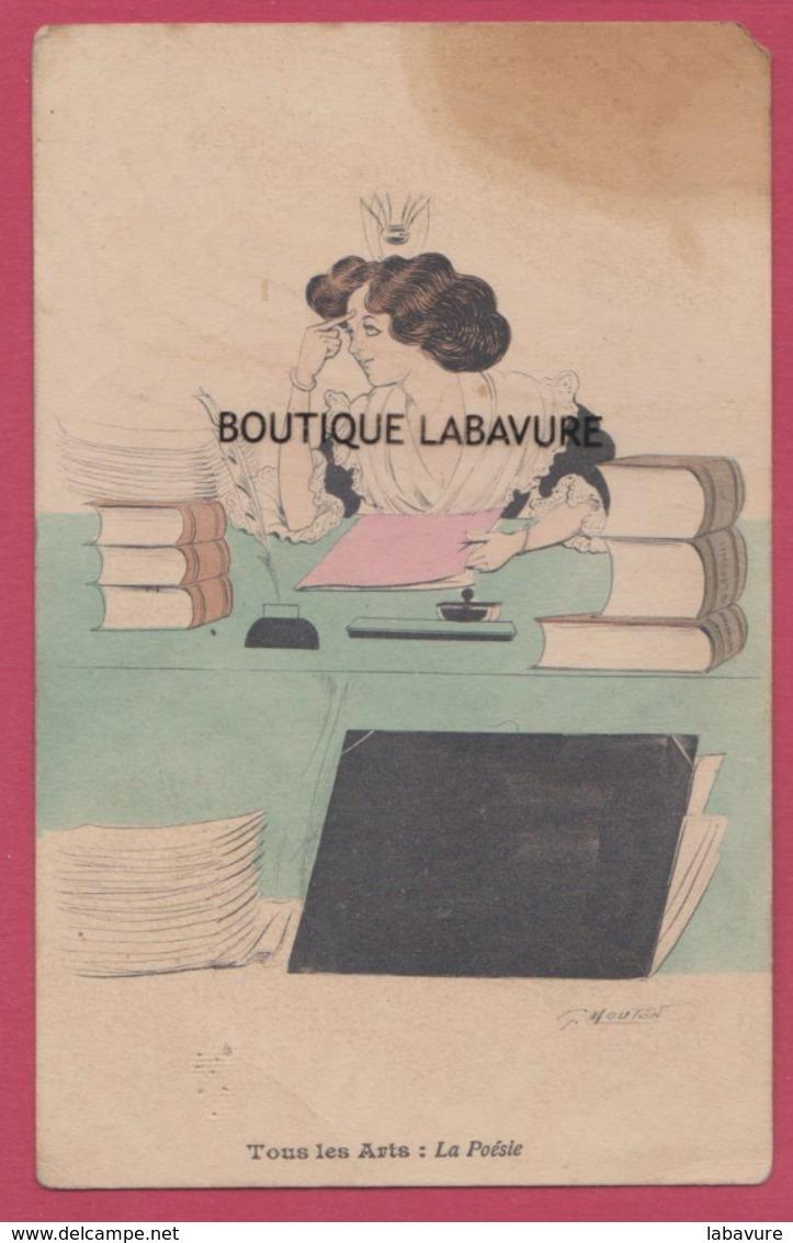 ILLUSTRATEUR MOUTON---Tous Les Arts---la Poesie - Illustrators & Photographers