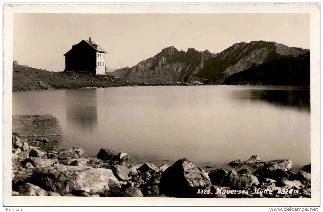 Hauersee-Hütte (2328) - Längenfeld