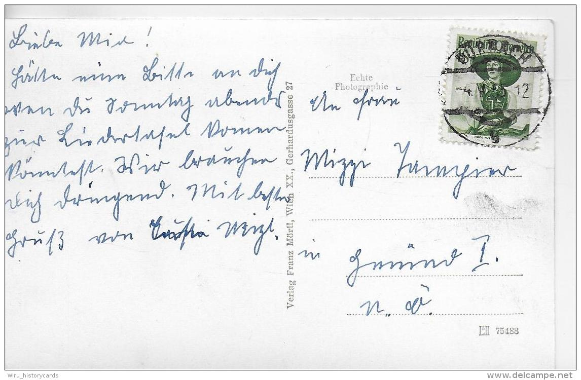AK 0875  Hoheneich Bei Gmünd - Verlag Mörtl Um 1955 - Gmünd