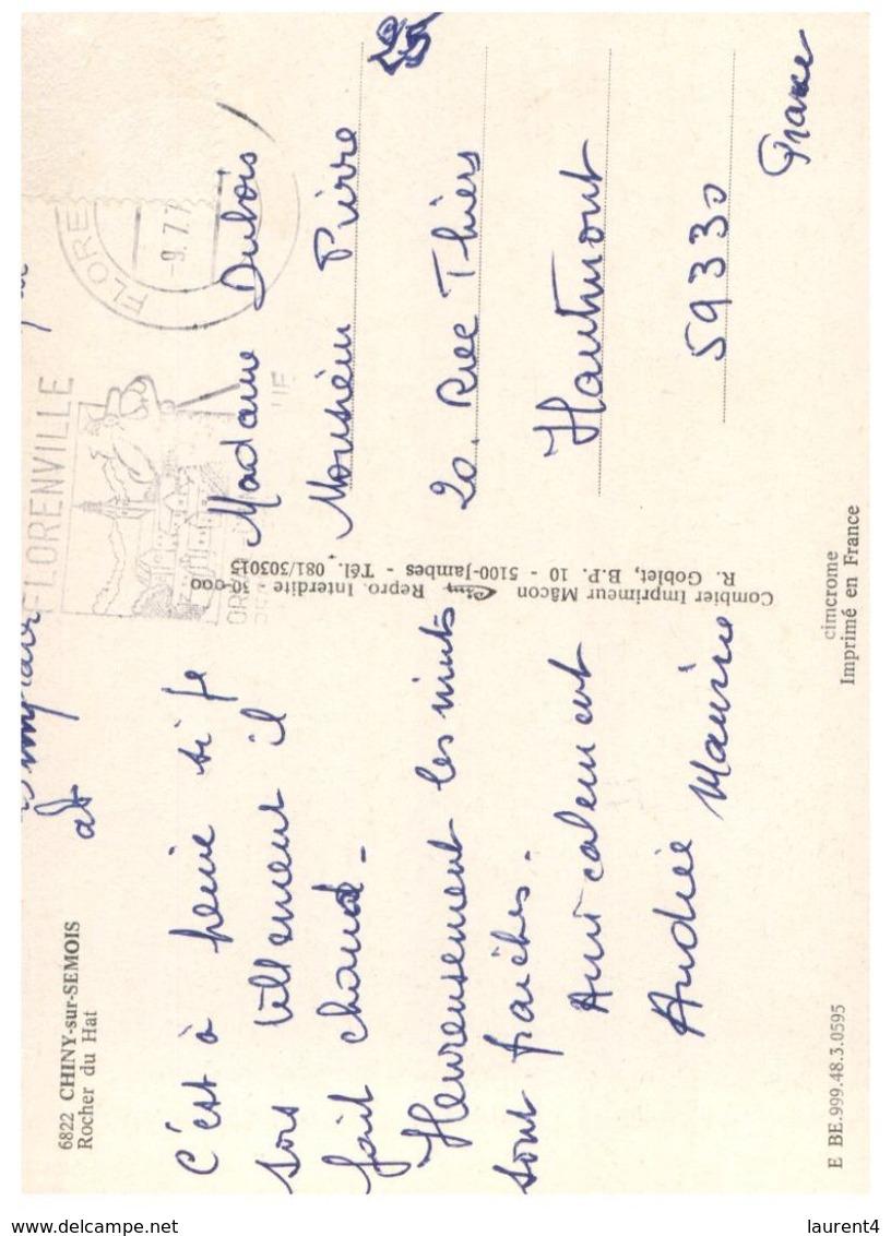 (432) Belgium - Chiny Sur Semois - Chiny