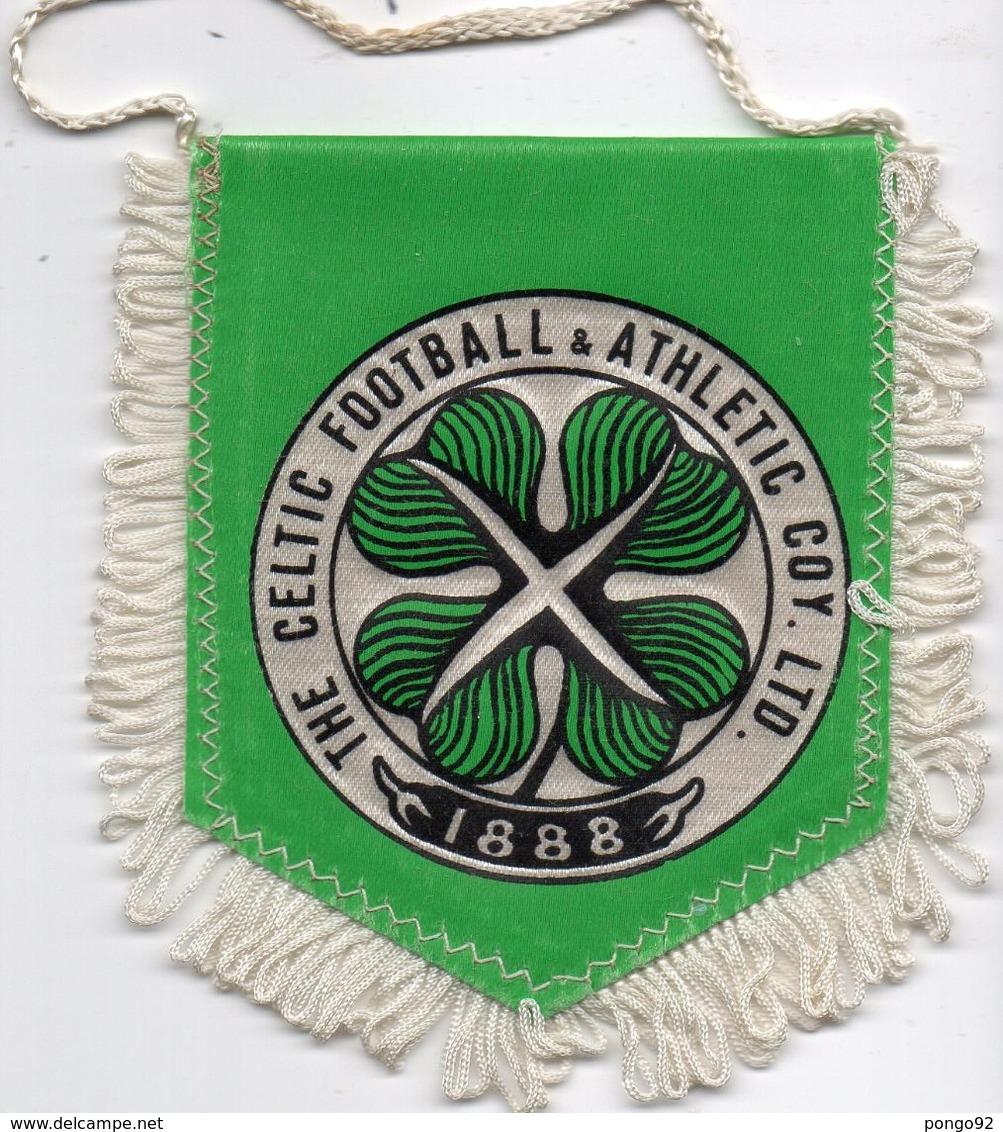 Fanion Football, THE CELTIC FOOTBALL COY.LTDQ - Habillement, Souvenirs & Autres