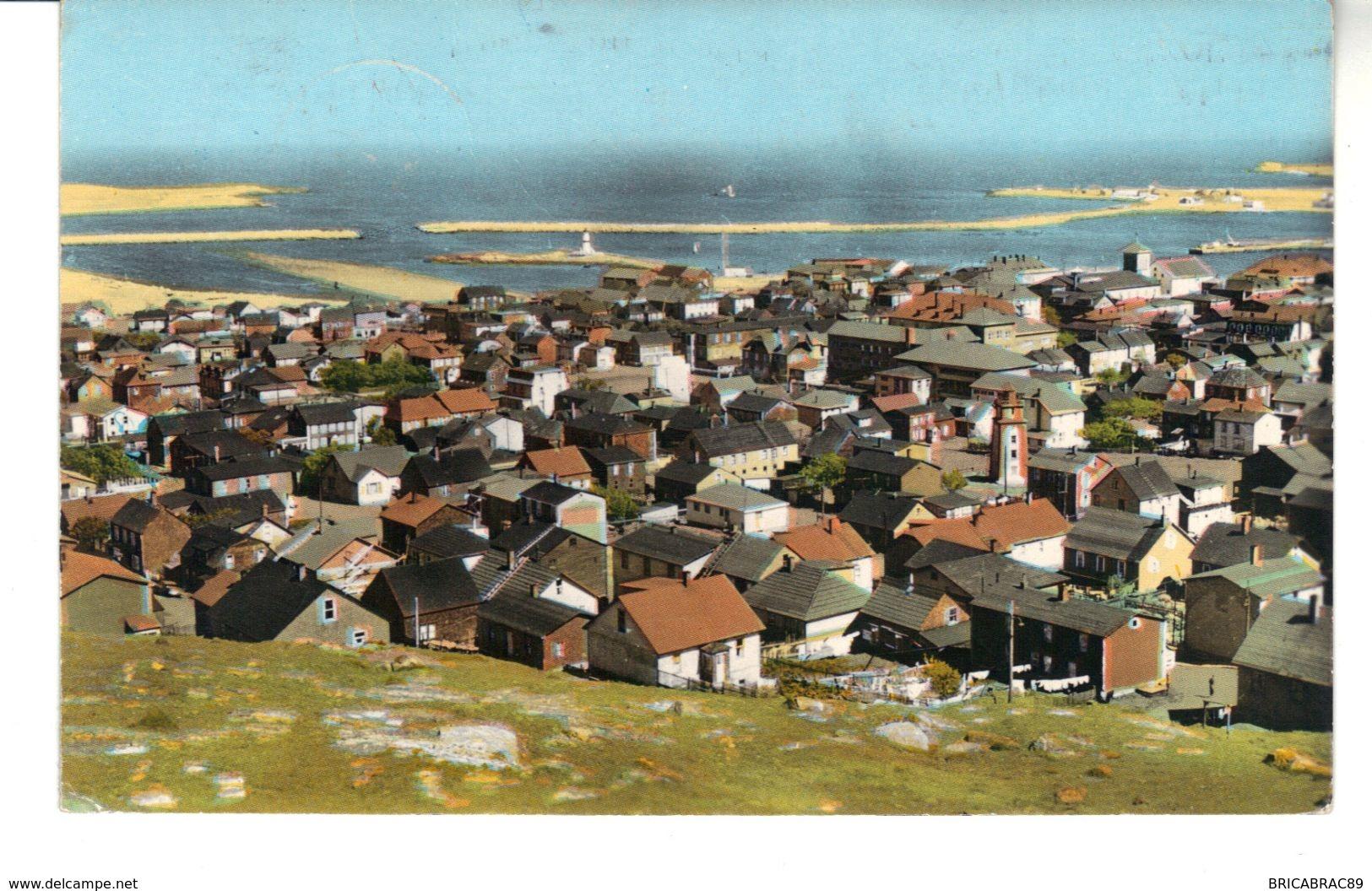 CPSM  : Saint-Pierre Et Miquelon  - La Ville - Saint-Pierre-et-Miquelon