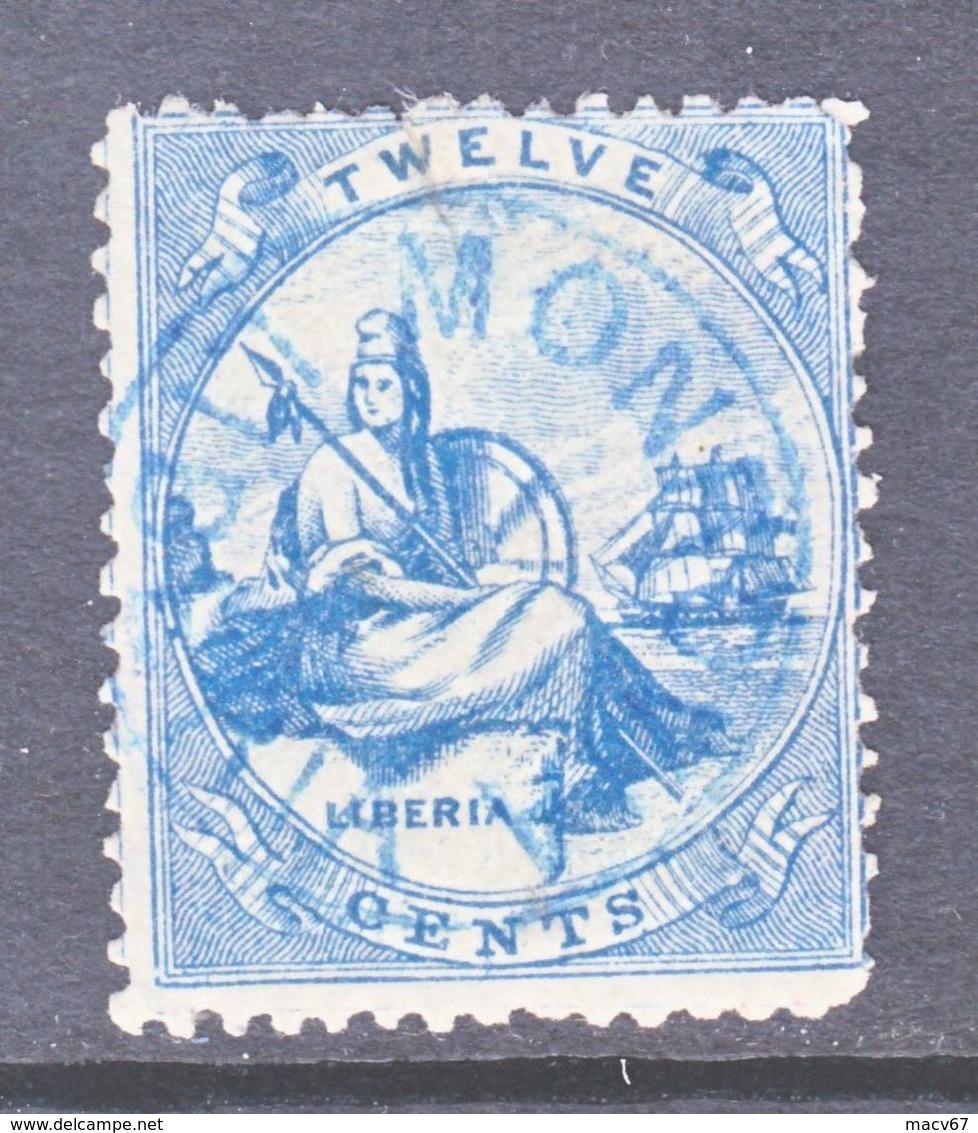 LIBERIA  2  Fault  (o) - Liberia