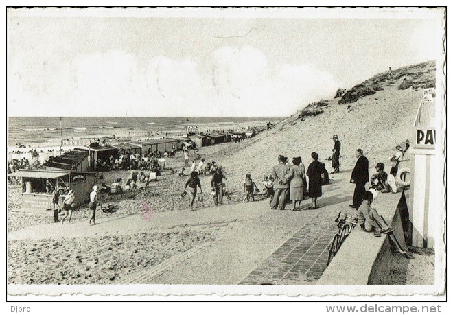 Bredene  Aan Zee  Toegang Tot Het Strand - Bredene