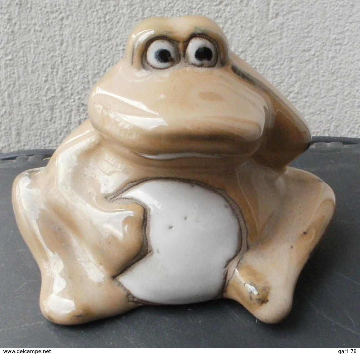 Grenouille Décorative En Porcelaine - Kikkers