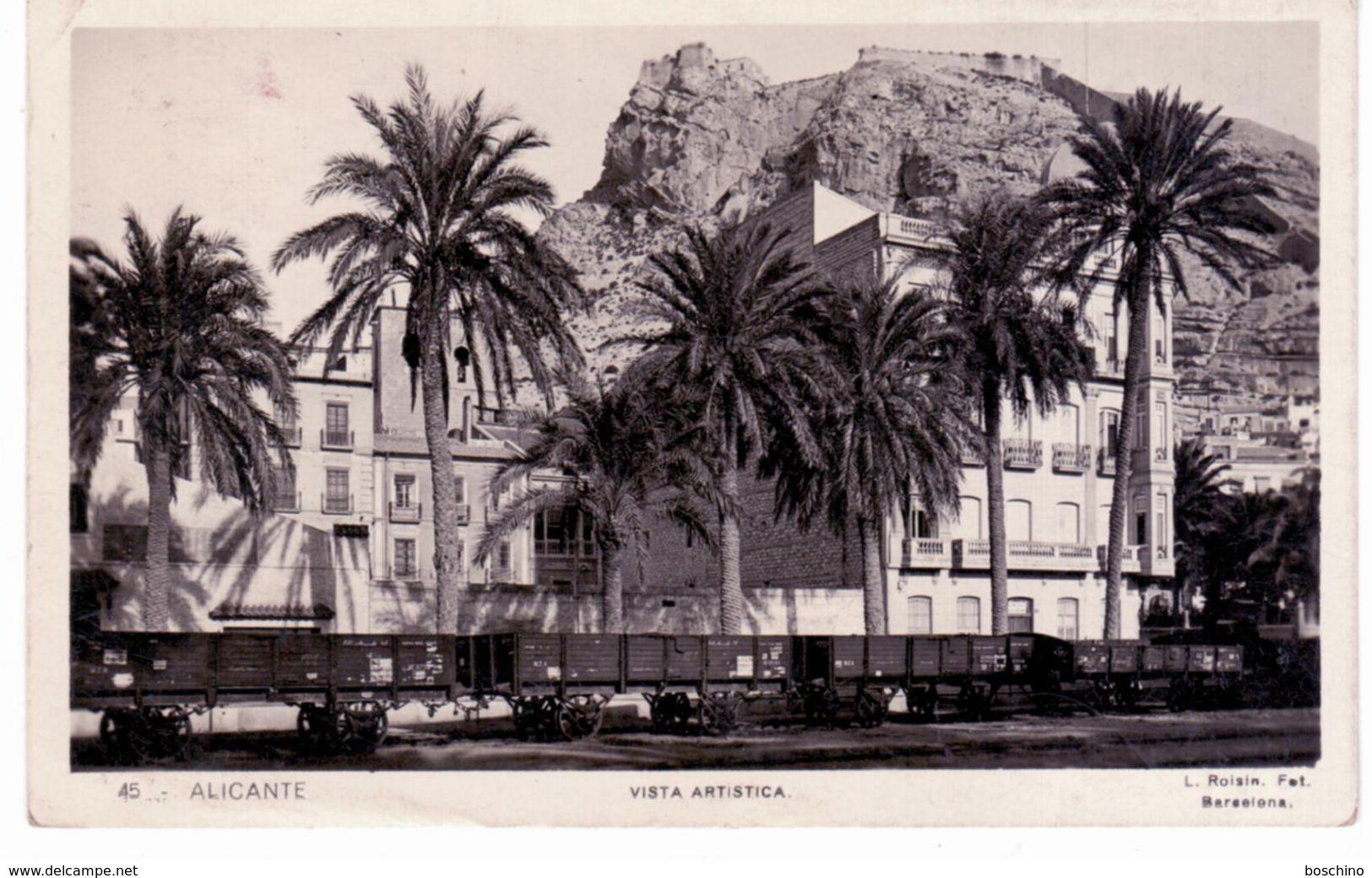 Alicante - Vista Artistica - Alicante