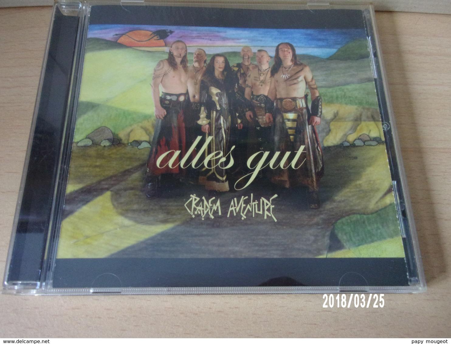 CD - Cradem Aventure - Alles Gut (tout Va Bien) - Musik & Instrumente