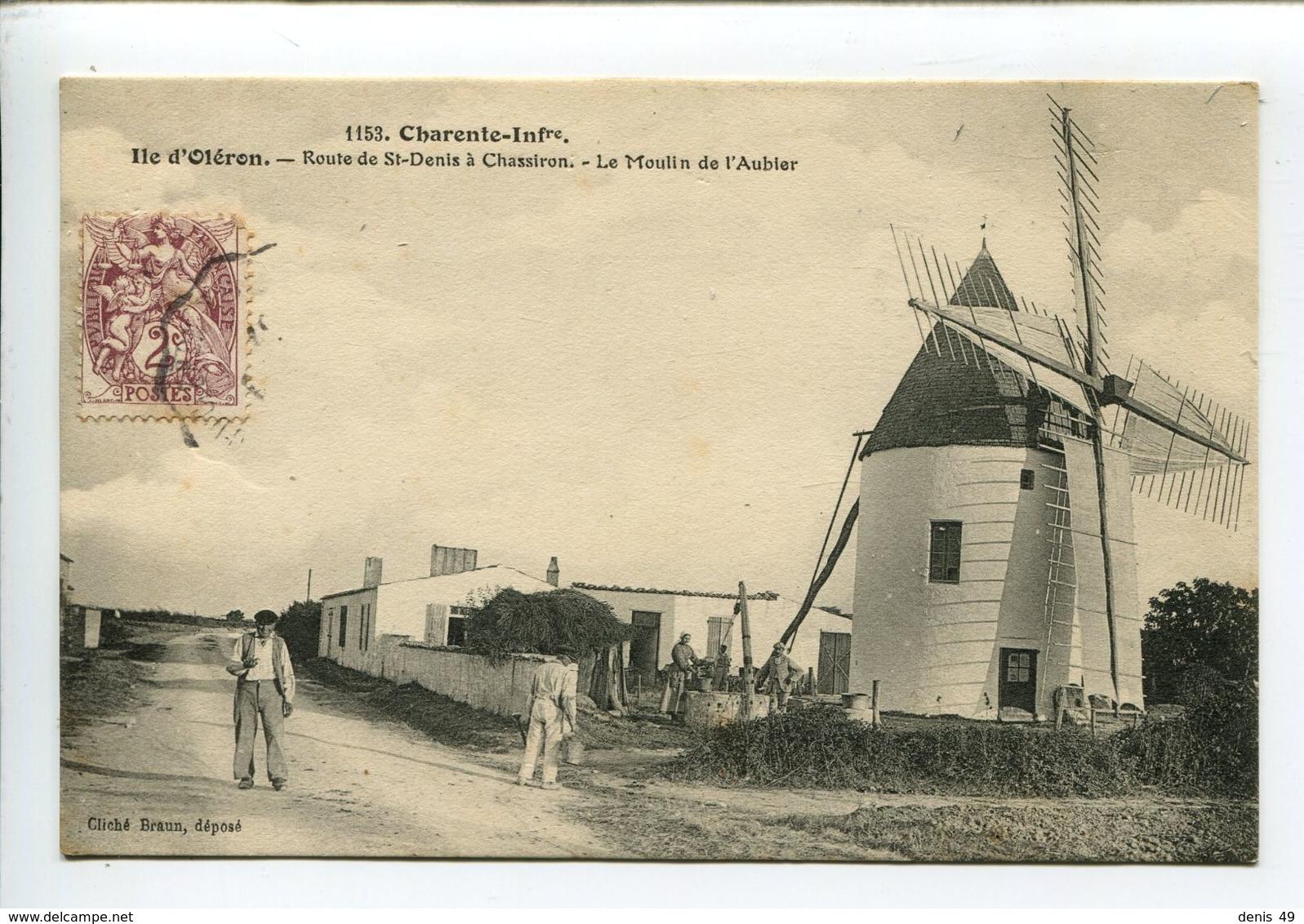 Moulin Ile D'Oléron - Ile D'Oléron