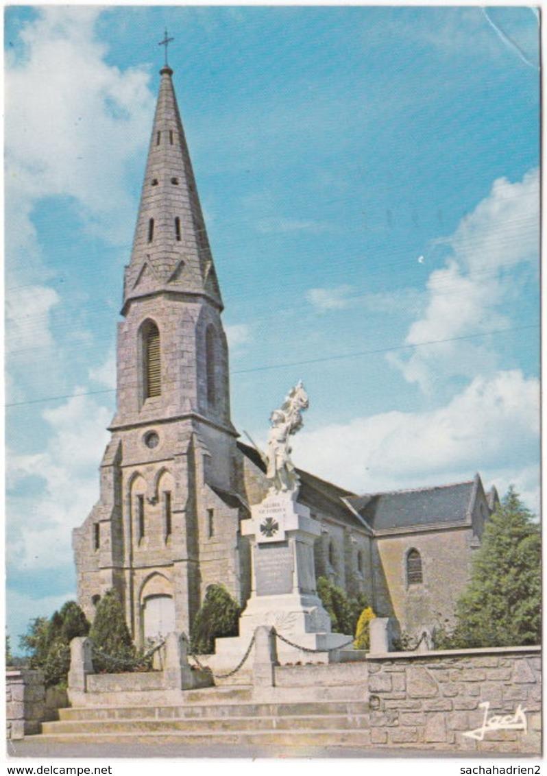 56. Gf. ST-MALO-LES-TROIS-FONTAINES. L'Eglise. 1678 - Sonstige Gemeinden