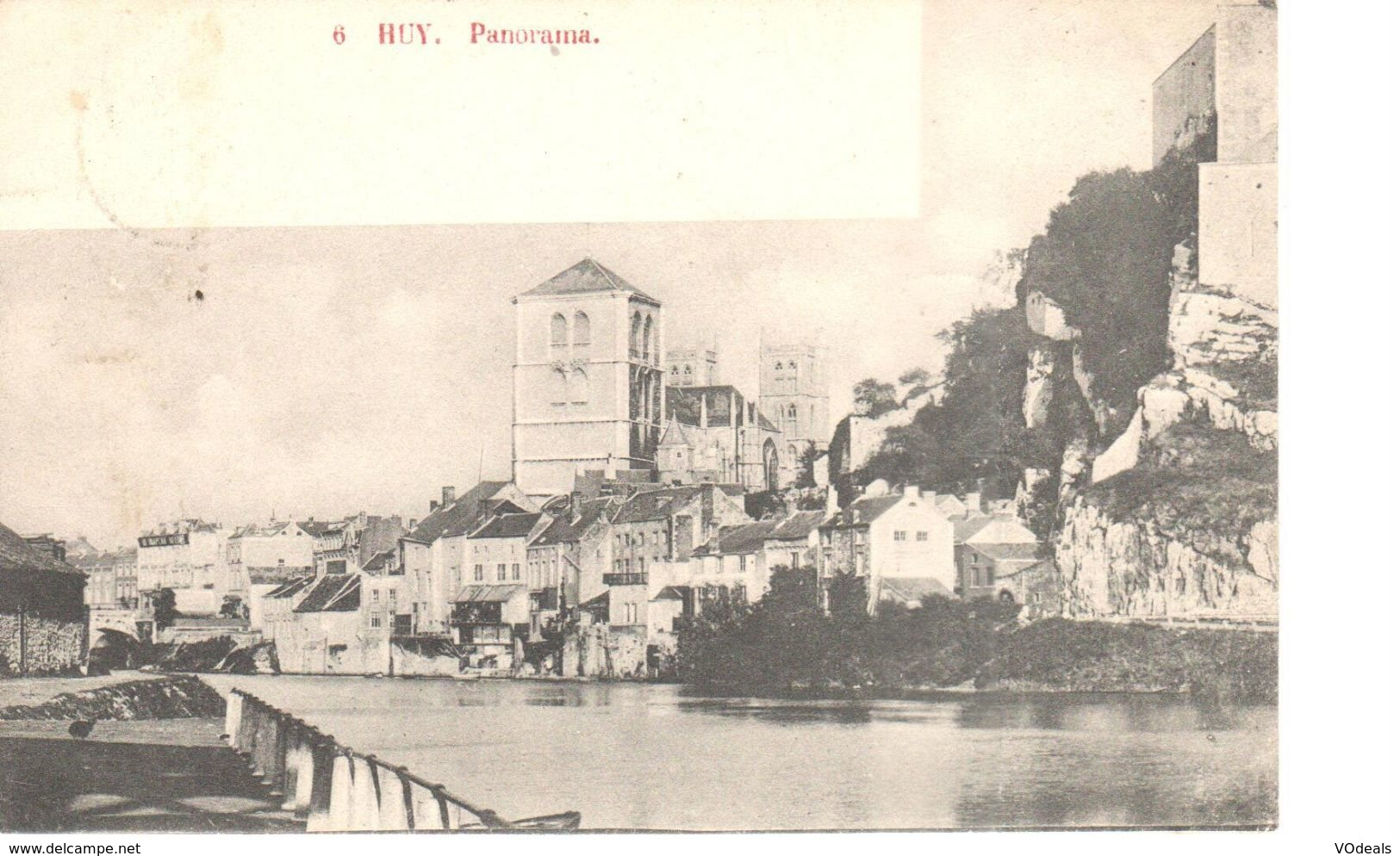 Huy - CPA - Panorama - Huy