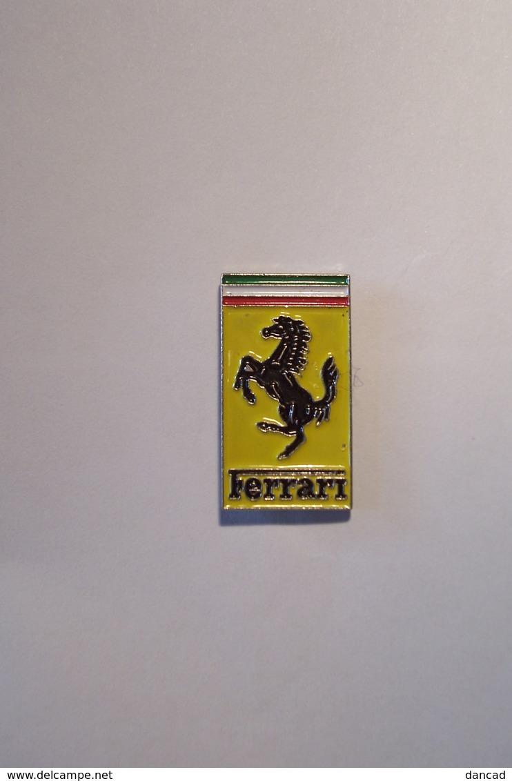 PINS  - FERRARI  - AUTOMOBILE - - Ferrari