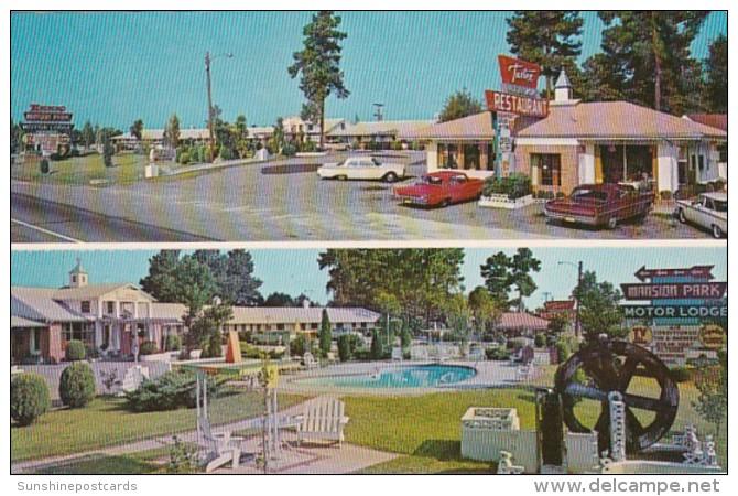 South Carolina Santee Mansion Park Motor Lodge