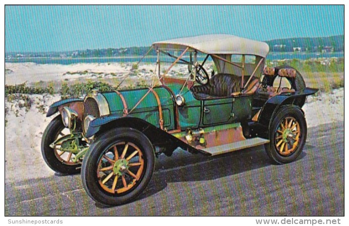 Vintage Auto 1913 Pope Hartford Roadster