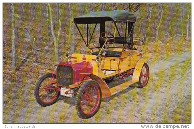 Vintage Auto 1908 Waltham Orient Buckboard