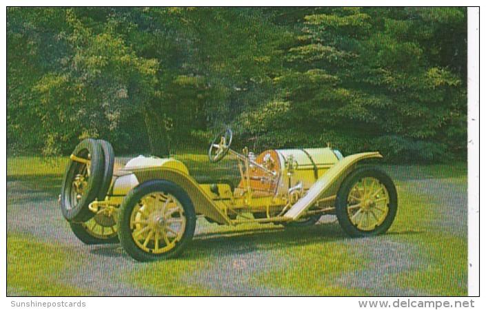 """Vintage Auto 1911 Mercer """"35R"""" Raceabout"""