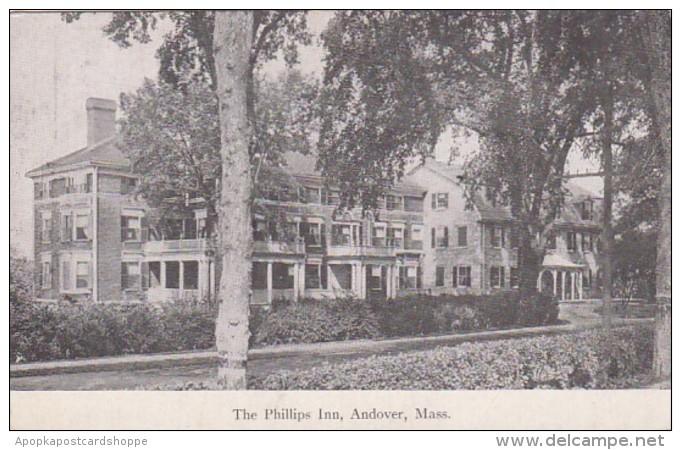 Massachusetts Andover The Phillips Inn