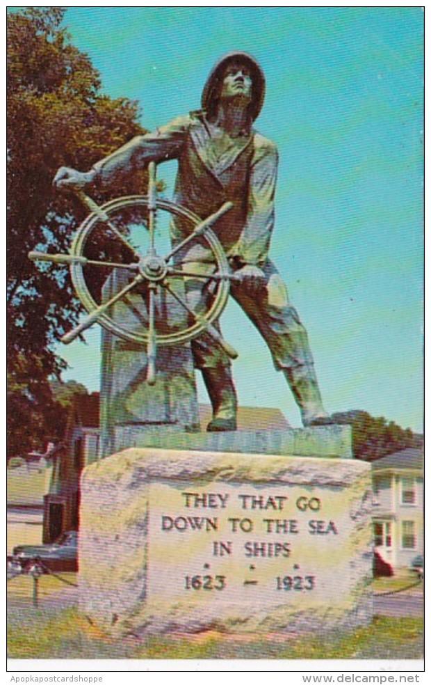 Massachusetts Gloucester Fishermen's Permanent Memorial