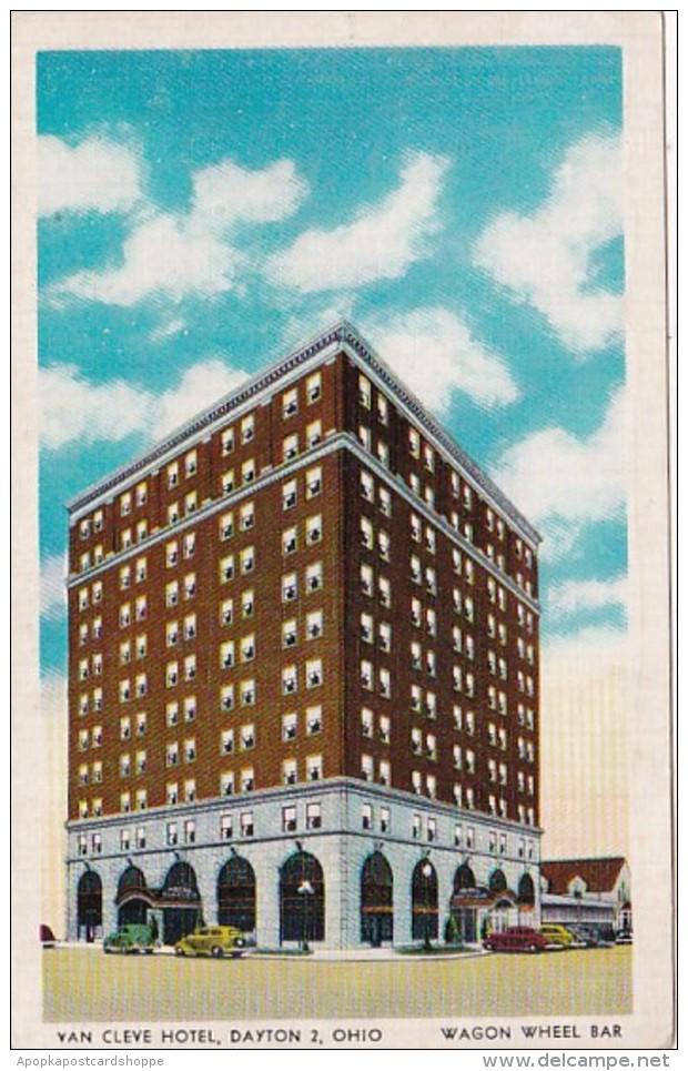 Ohio Daytona Van Cleve Hotel
