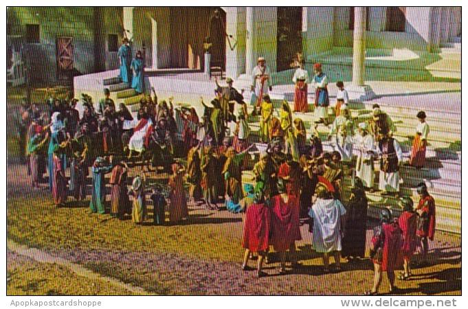 Arkansas Eureka Springs Jesus Enters Jerusalem On Palm Sunday Fr